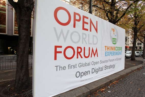 Le Premier Forum Open Source en Europe